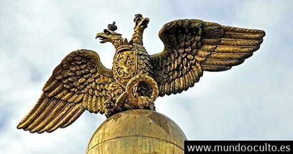 Codex Magica 12: Ese Pájaro Voraz  El Significado Del Águila de Dos Cabezas De Los llluminati