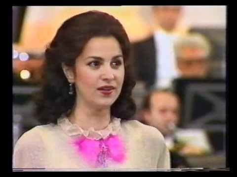 (6) Angela Gheorghiu - La Rondine: Chi il bel sogno di Dorreta - Radio Hall Bucharest - YouTube