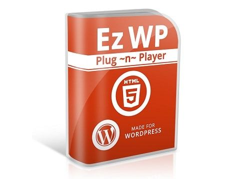 EZ WP Plug n Player – what is it? EZ WP Plug n Player is the most powerful and super easy to use video management plugin for WordPress has just been launched. This video management plugin gives you : more control, more customizations, more user enagegement and more SEO benefit.