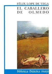 El caballero de Olmedo. http://almastintadas.blogspot.com.es/2011/09/el-caballero-de-olmedo.html