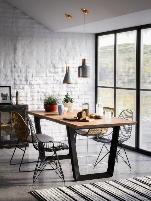 CGarchitect - Professional 3D Architectural Visualization User Community | scandinavian Dining table