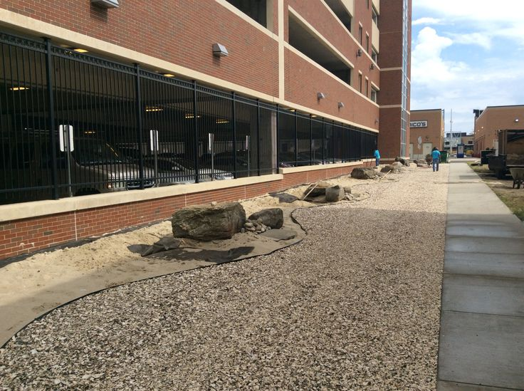Progress Is Being Made On The Arts Alley In Atlantic City! Located Behind  The Wave Parking Garage Leading To The Tanger Outlets, The Walk! Stone  Benches ...
