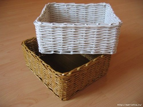 What could be more incredible that a handmade basket to be used around the home for a thousand and one purposes? Well, how about an amazing woven basket th