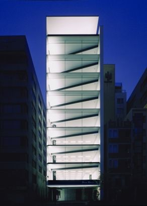Rock Belay Building | Tokyo, Japan | Nikken Sekkei Ltd