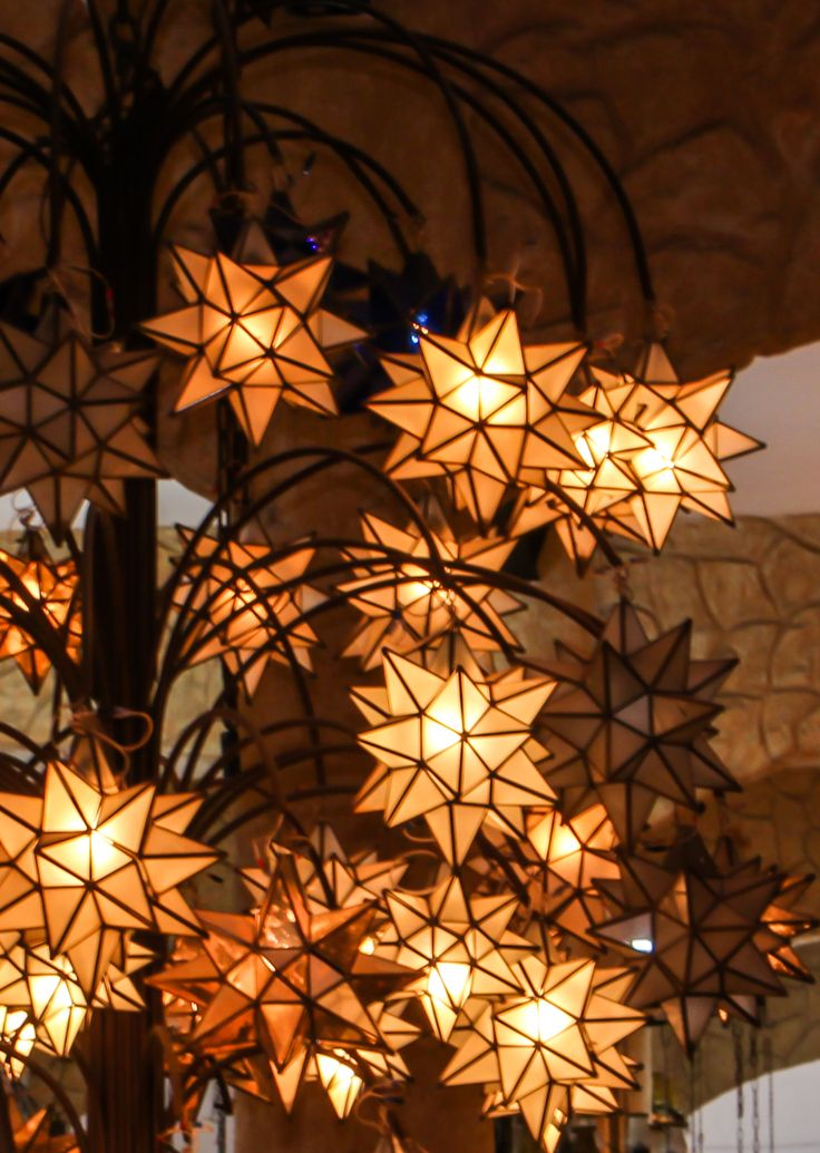 52 best glass star lights images on pinterest star lights lamps wide selection of these hanging glass star pendants on our site mozeypictures Choice Image
