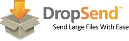 DropSend - Email large files and send large files