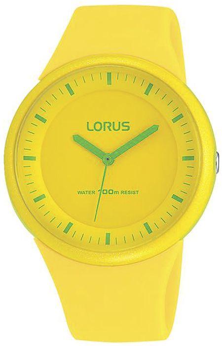 Minionkowy żółty: zegarek Lorus znajdziecie w salonie Time Trend, cena ok. 99 zł