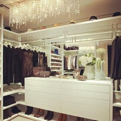 126 best Elegant closets images on Pinterest | Dresser, Walk in closet and  Home