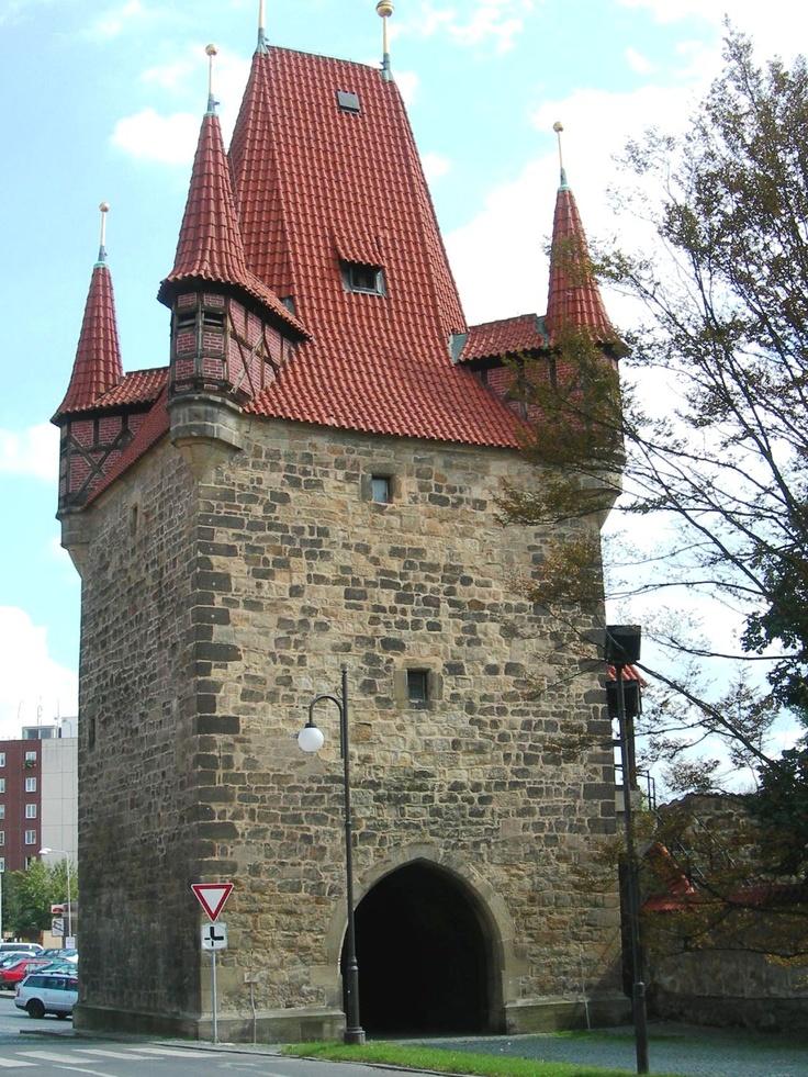 Česko, Rakovník - Pražská brána