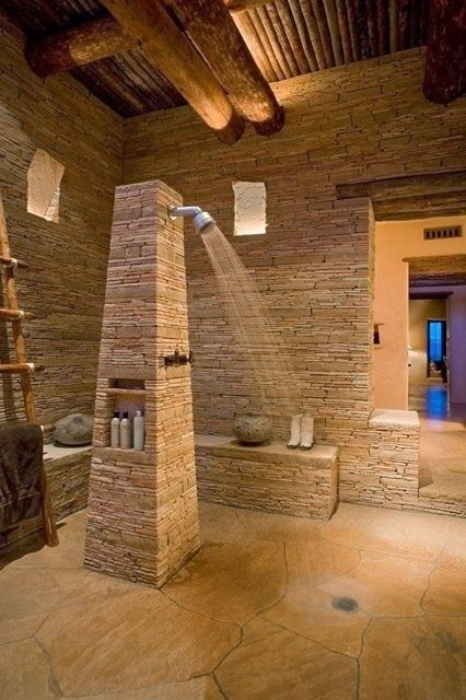 This bathroom