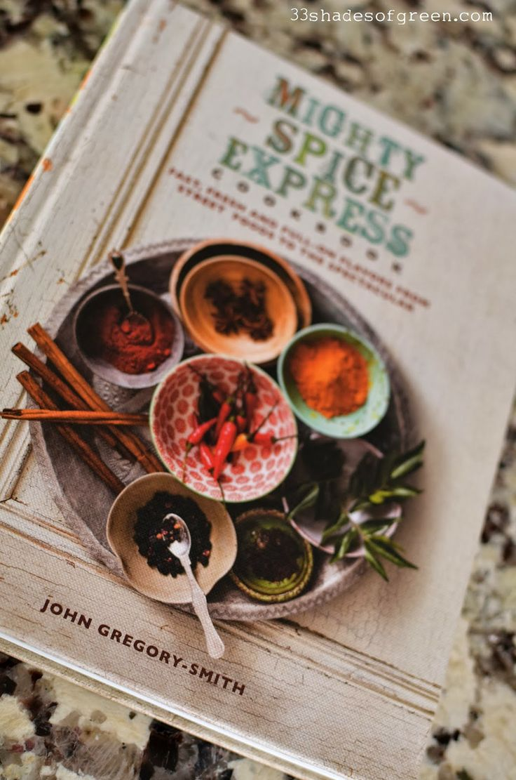 Mighty Spice Express by John Gregory Smith
