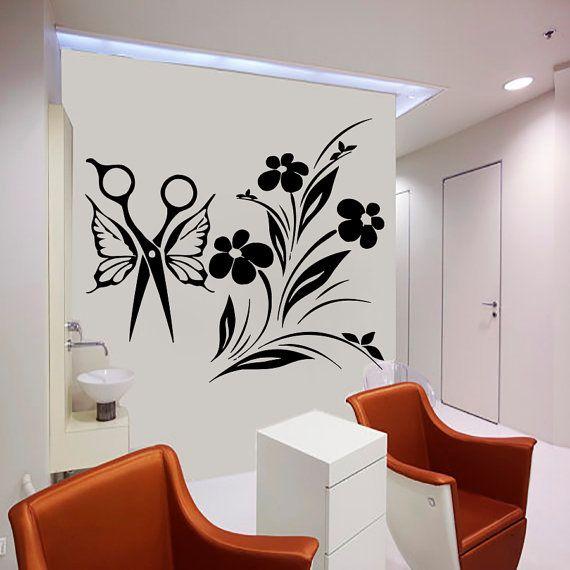 1000 images about beauty salon on pinterest vinyls. Black Bedroom Furniture Sets. Home Design Ideas