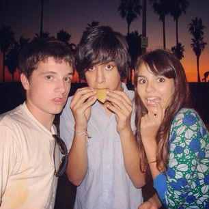 Josh Hutcherson, Avan Jogia, and Victoria Justice? | 11 Celebrity #TBT Photos You May Have Missed This Week