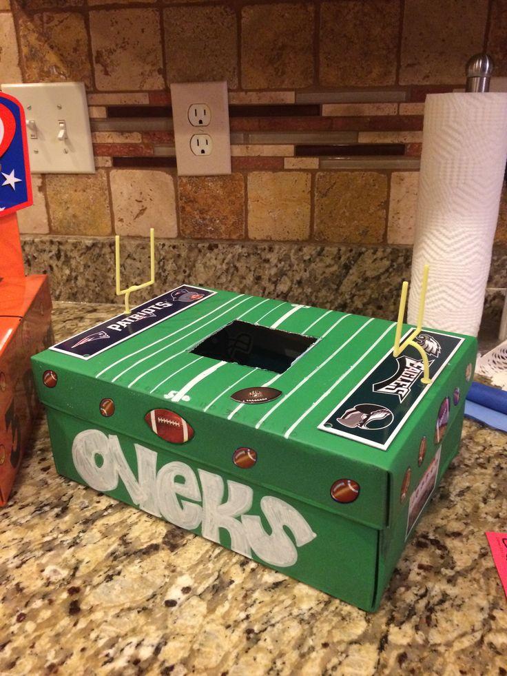 Decorate Valentine Box For Boy Best 25 Diy Valentine's Box Ideas On Pinterest  Valentine Box