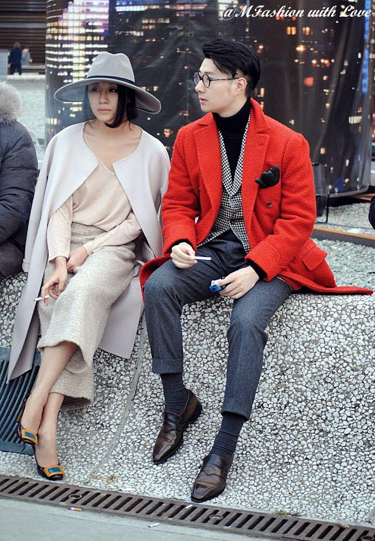 MFashion With Love: Street Style Pitti Immagine Uomo 87 // Gennaio 2015