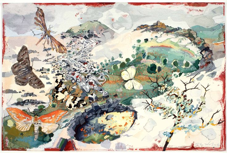 John Wolseley_Tapestry