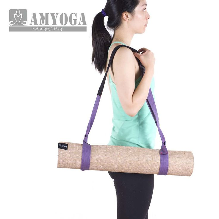 Barato Nova ajustável forte yoga mat estilingue, Compro Qualidade Sacos para Ioga diretamente de fornecedores da China:        Item: tapete de yoga Sling                 Material: algodão grosso cinto                 Tamanho: bom para 4-8 m