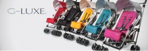 Best Reclining Umbrella Stroller - G-LUXE | UPPAbaby Strollers