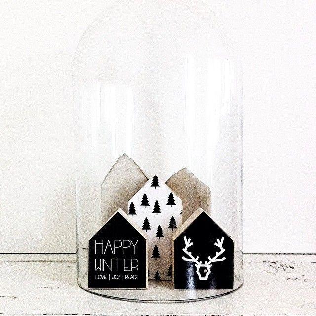 Feestdagen | 10x inspiratie met 'Kerst stolp' kerstdecoratie • Stijlvol Styling - WoonblogStijlvol Styling – Woonblog