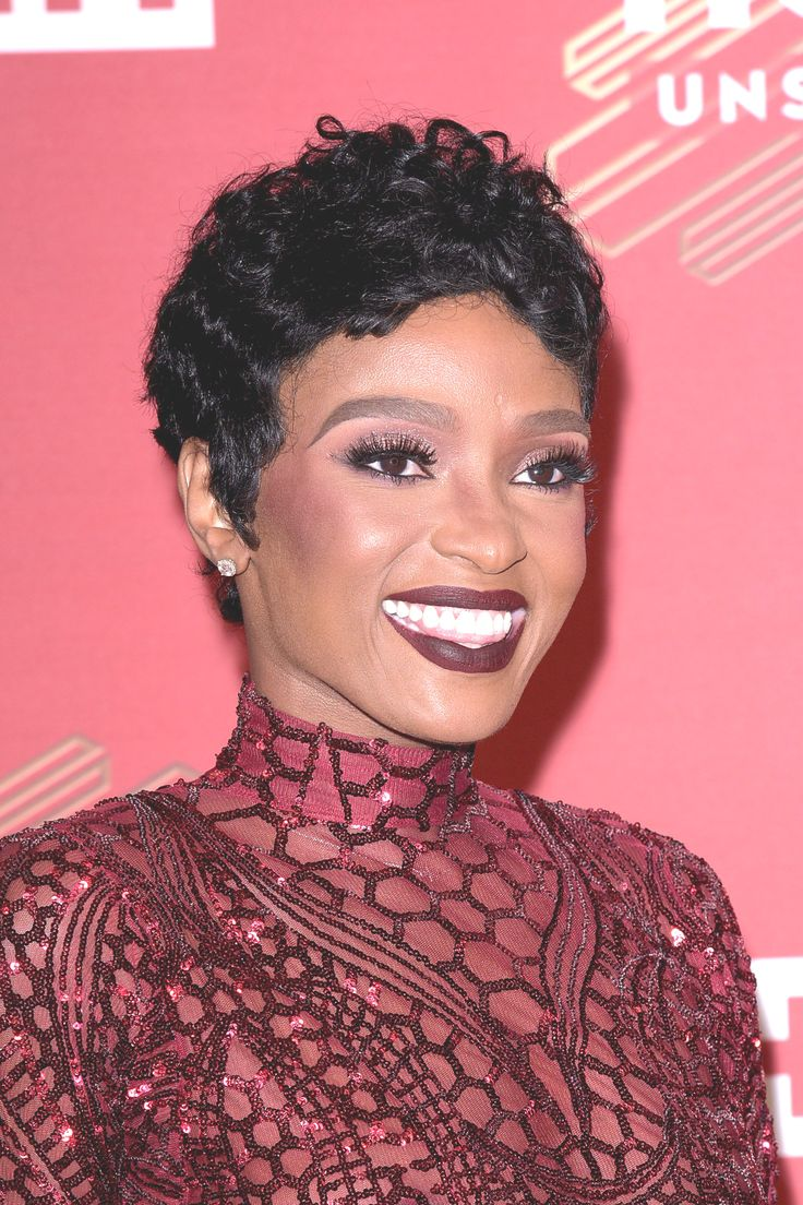 20 Super Cute Looks With Short Hairstyles Curly Black