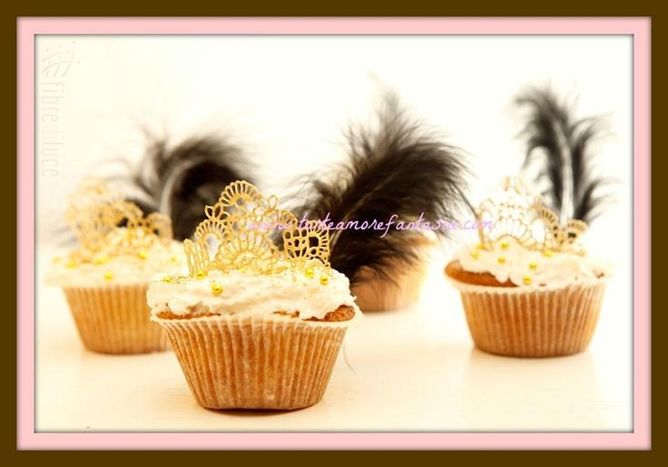 Cup Cake Royal Wedding www.torteamorefantasia.com