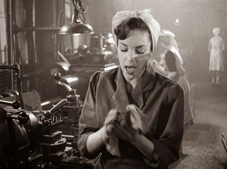 Natasha Parry in Dance Hall (1950)