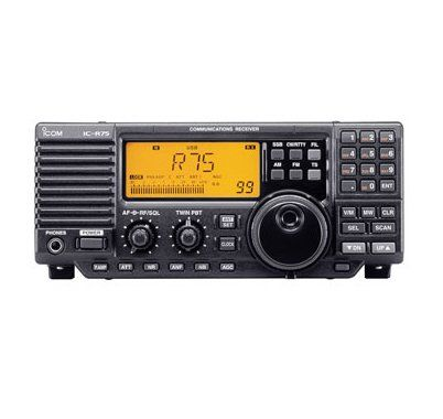 Icom R75 HF Radio Scanner -- Click on the image for additional details.