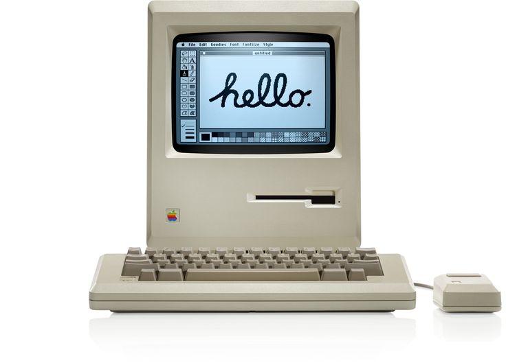 Happy Birthday, Mac. Rendez-vous sur le site d'Apple pour découvrir ce qui a changé au cours des 30 dernières années.