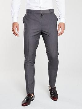 V by Very PV Skinny Trousers – Charcoal