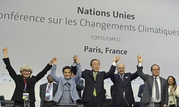 Paris Agreement to Enter into Force