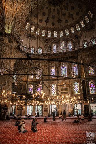 Kek mecset_Isztambul-05