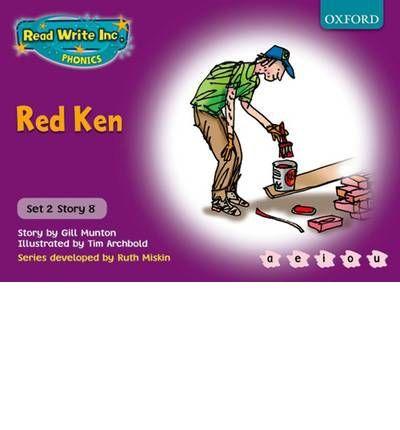 Red Ken: Gill Munton, Ruth Miskin and Tim Archbold