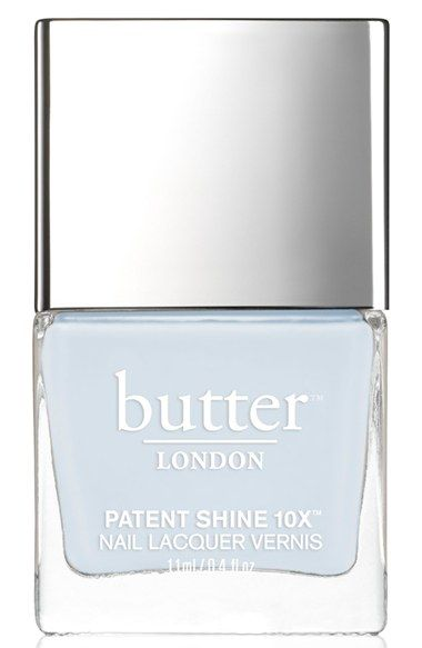 butter london nail lacquer in candy floss