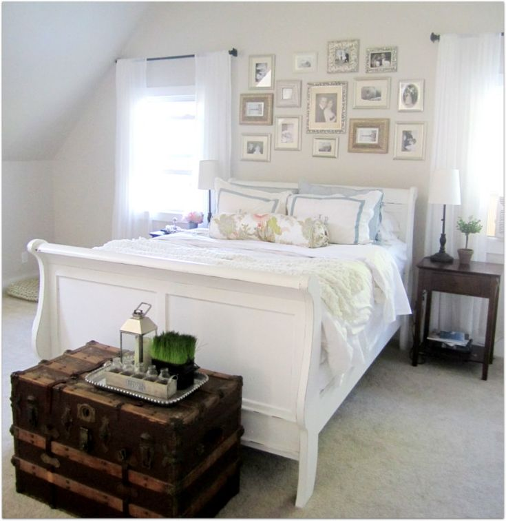 Img 778 800 Pixels Home Decor Pinterest Bedrooms White Sleigh Bed And Master Bedroom