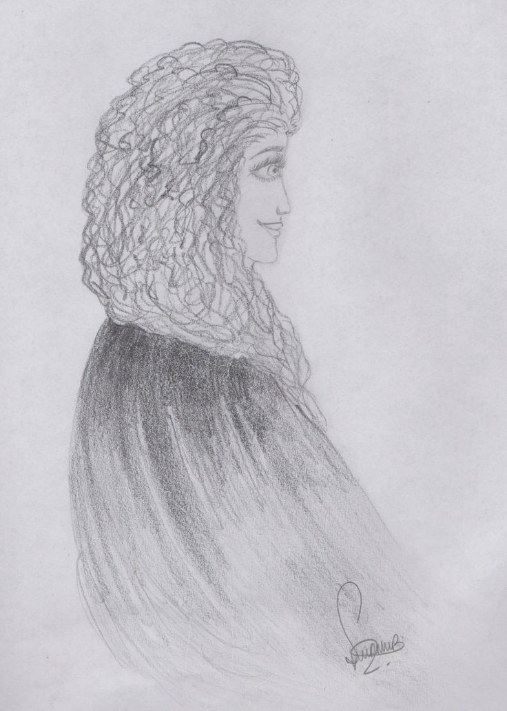 i imagined Merida while i was drawing this. but if you look carefully it looks like Lorde a little bit. anyway i love drawing this kind of hair