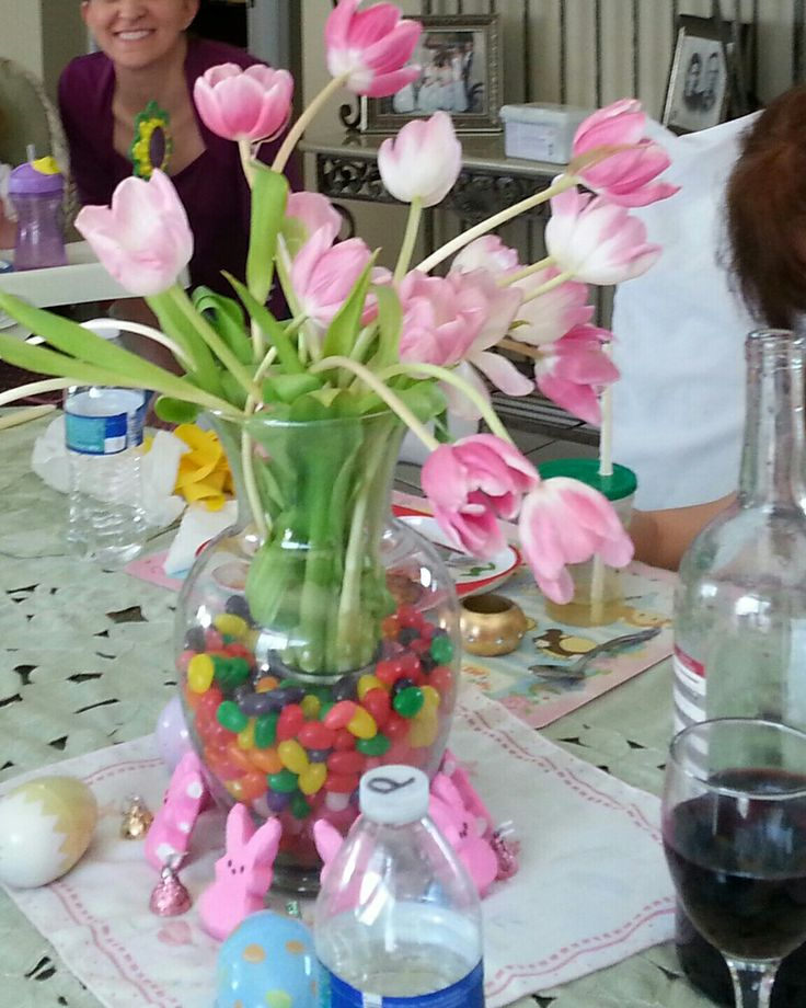Easter centerpiece for kids