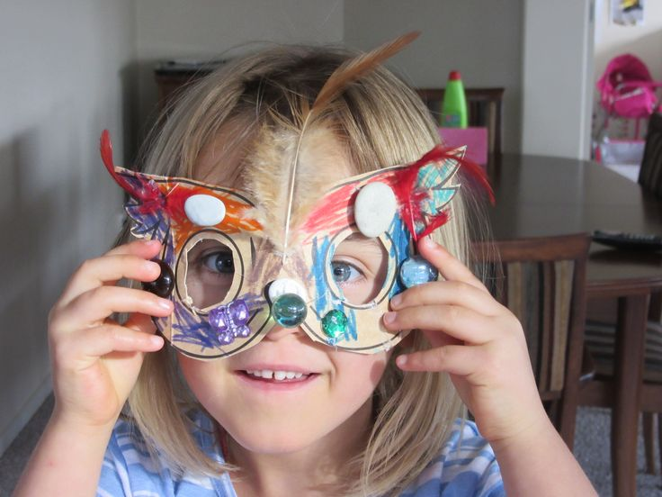 evie, age 4