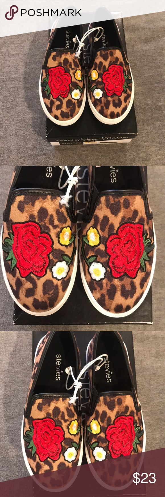 Stevie Madden girl sneakers nwt BRAND NEW WITH TAGS INSPIRED BY STEVIE MADDEN STEVE MADDENS DAUGHTER GIRL SNEAKERS I HAVE SIZE 13 & SIZE 2 ANY QUESTIONS PLEASE ASK Steve Madden Shoes Sneakers