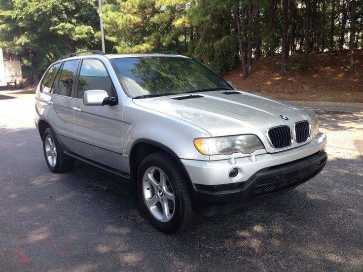 2005 BMW X5 $5499 http://www.GEORGIALUXURYMOTOR.COM/inventory/view/9475434