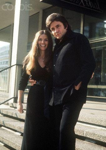 Johnny Cash & June Carter Cash: Because you thought your relationships were to fucking hard.