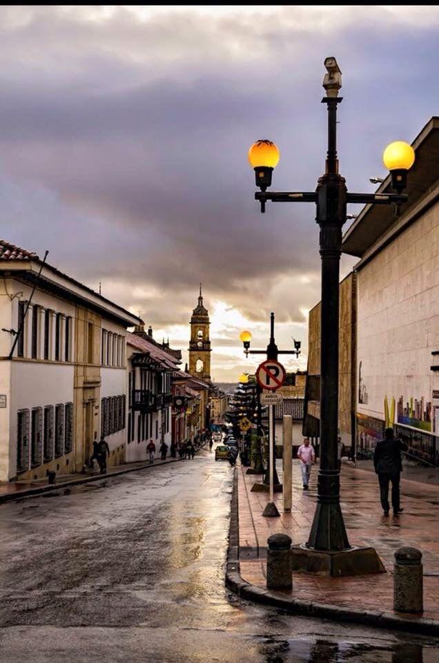 La Candelaria- Bogotá