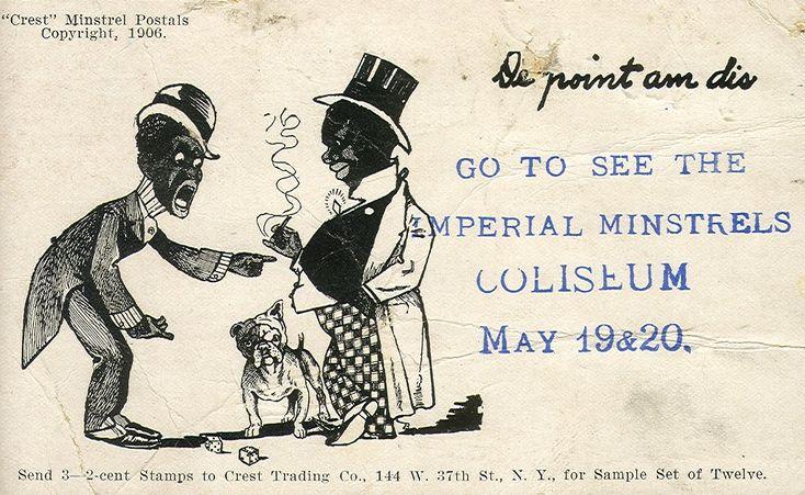 Minstrel show - Wikipedia, the free encyclopedia