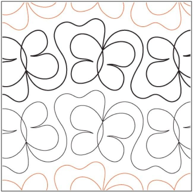64 best Pantographs and Groovy Boards images on Pinterest ... : free quilting pantographs - Adamdwight.com