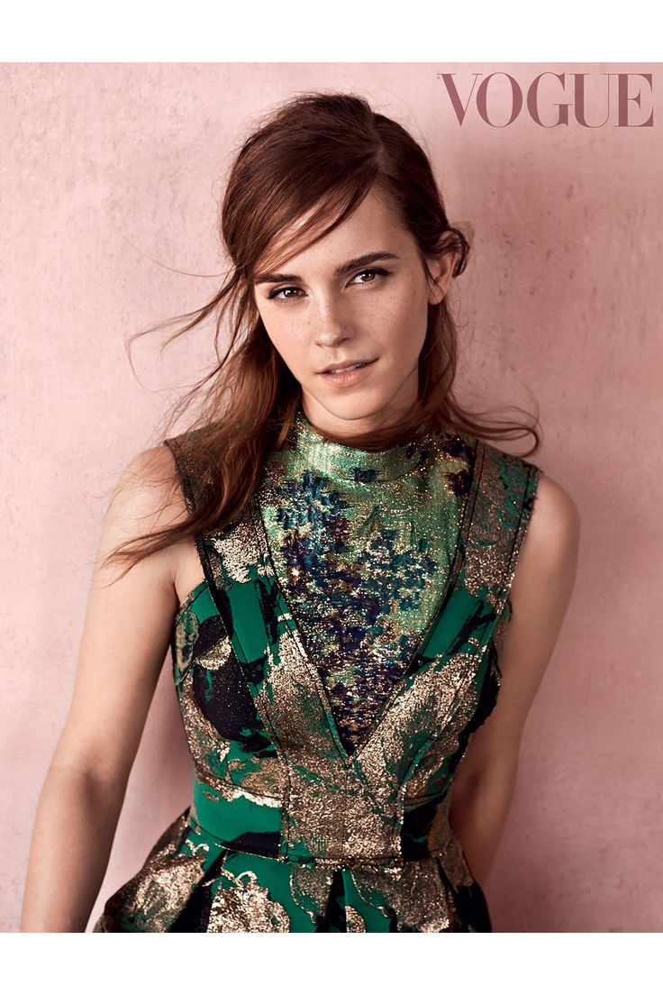 Emma Watson - Josh Olins - September 2015 issue