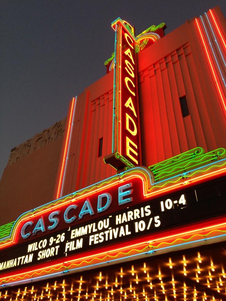 Cascade Theatre