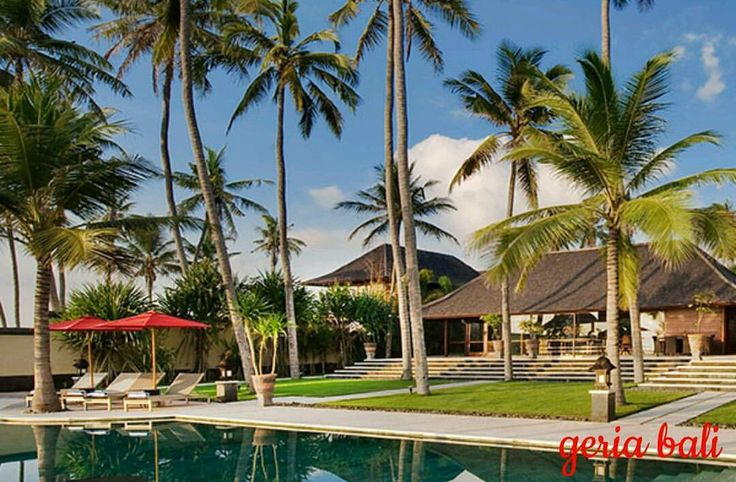 Perfect for #weddings and #families, with a 20-metre pool, four bedrooms and a games room, the absolute #beachfront Villa.with spectacular #sea views. 4 Bedrooms Sanur-Ketewel, Bali From...