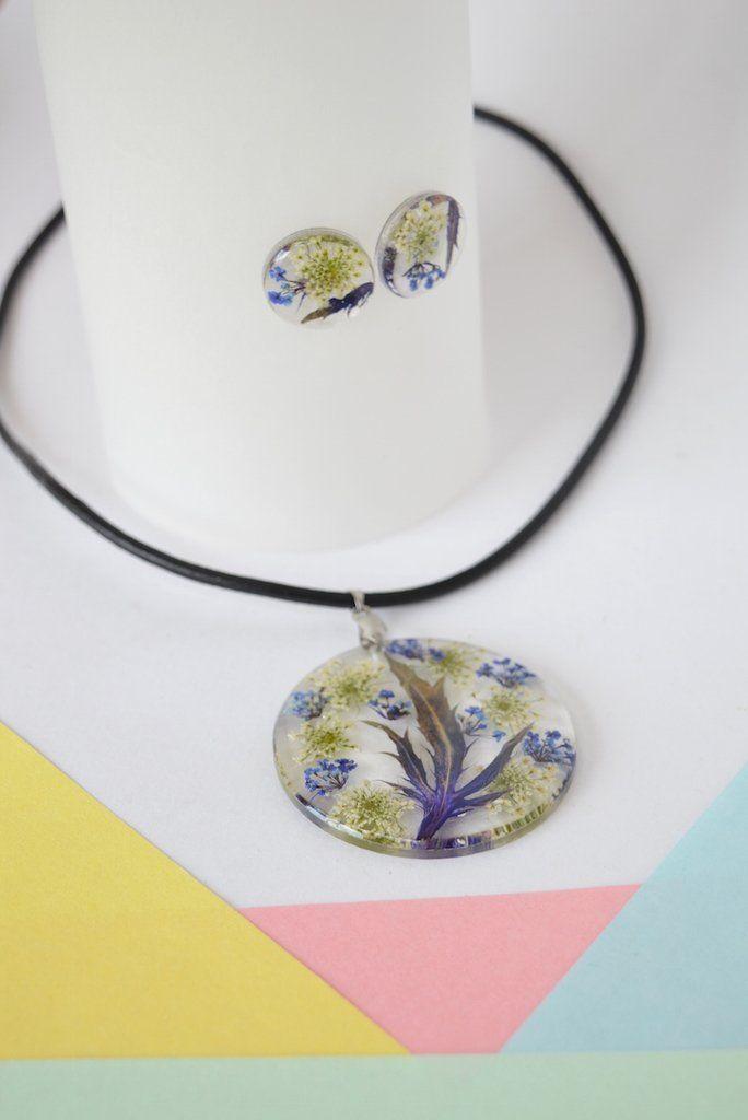Necklace Set Winter-Floresse