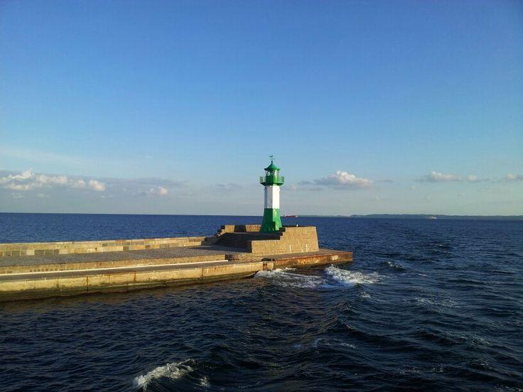 Hafen Sassnitz / Insel Rügen