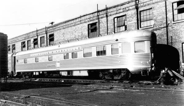 Florida Memory - Louisville and Nashville Railroad Company railroad car