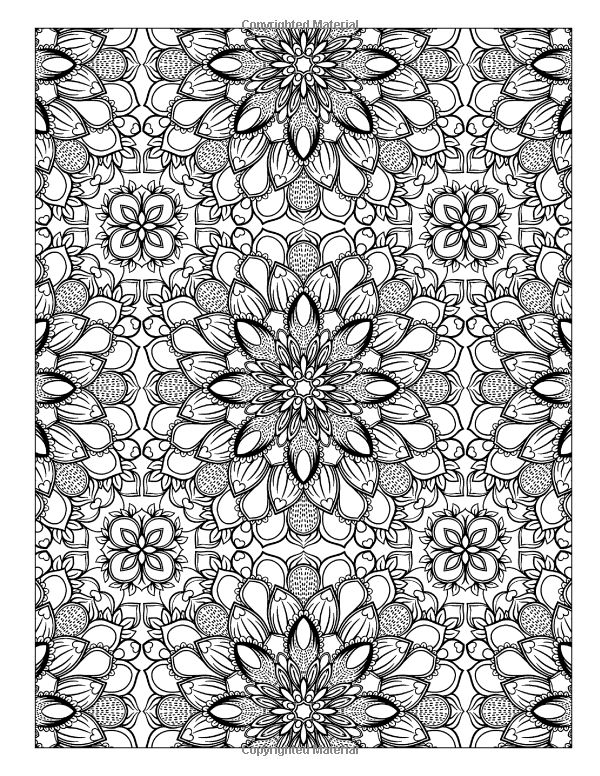 Lilt Kids Coloring Books / Coloring for Adults Advanced Patterns & Designs Coloring Book (Volume 3) / Amazon.com